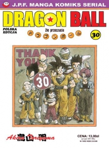 Dragon Ball Tom 30