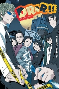 Ryohgo Narita. Durarara!!  01 (light novel)