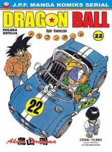 Dragon Ball Tom 22