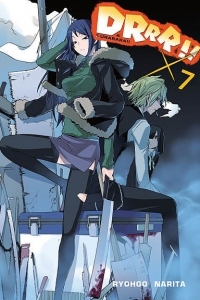 Ryohgo Narita. Durarara!!  07 (light novel)