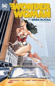 Wonder Woman - tom 1