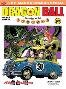 Dragon Ball Tom 31