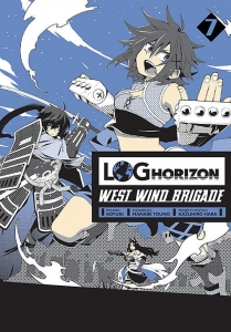 Log Horizon. West Wind Brigade - 7