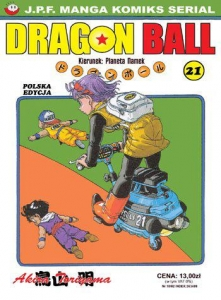 Dragon Ball Tom 21