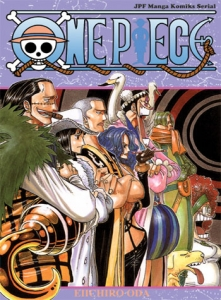 One Piece Tom 21