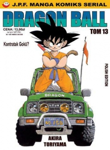 Dragon Ball Tom 13