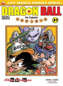 Dragon Ball Tom 37