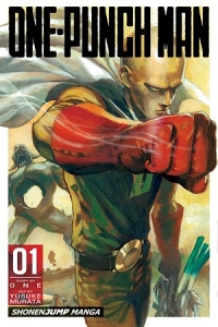 One-punch Man 01
