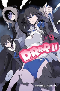 Ryohgo Narita. Durarara!!  09 (light novel)