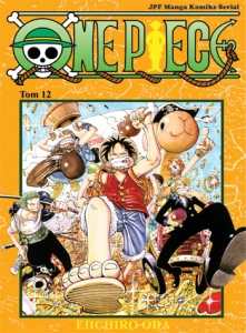 One Piece Tom 12
