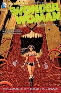 Wonder Woman  4 - Wojna