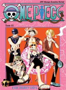 One Piece Tom 11