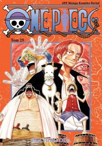 One Piece Tom 25