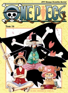 One Piece Tom 16