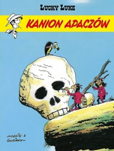 Lucky Luke - 37 - Kanion Apaczów