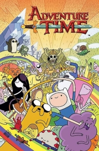 Adventure Time 01