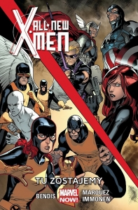 All New X-Men 02 - Tu zostajemy