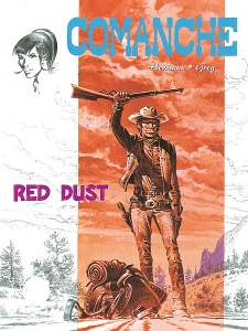 Comanche  01 : Red Dust