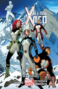 All New X-Men - 4 - Tak inni