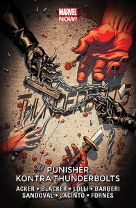 Thunderbolts - 5:  Punisher kontra Thunderbolts
