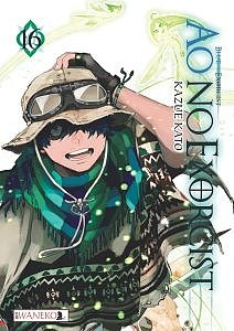 Ao no Exorcist 16