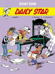Lucky Luke - 53 - Daily Star