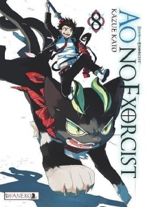 Ao no Exorcist 08