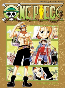 One Piece Tom 18