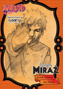 Naruto 05: Tajemna historia Gaary (light novel)