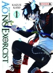 Ao no Exorcist 01