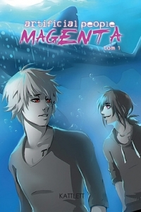 Artificial people: Magenta 01