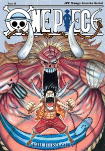 One Piece Tom 48