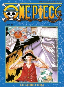 One Piece Tom 10
