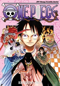 One Piece Tom 36