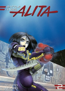 Battle Angel Alita 2
