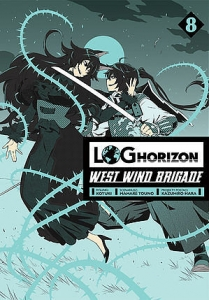 Log Horizon. West Wind Brigade - 8