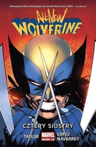All-New Wolverine 1 - Cztery siostry