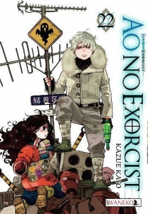 Ao no Exorcist 22