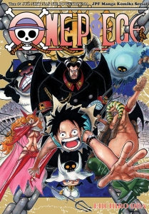 One Piece Tom 54