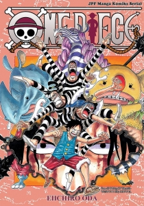 One Piece Tom 55
