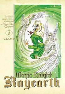 Magic Knight Rayearth 3