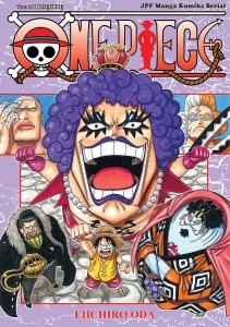 One Piece Tom 56