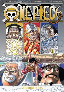 One Piece Tom 58