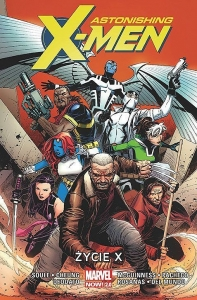 Astonishing X-Men (Marvel Now 2.0) 1 - Życie X