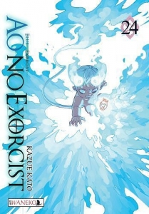 Ao no Exorcist 24