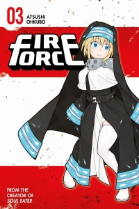 Fire Force 03 PREORDER