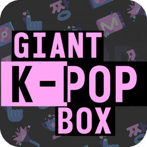 Giant Treasure Box K-Pop