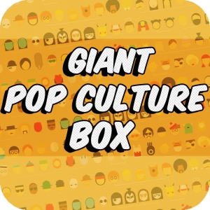 Giant Treasure Box Pop Culture