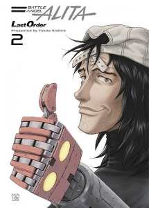 Battle Angel Alita - Last Order 2