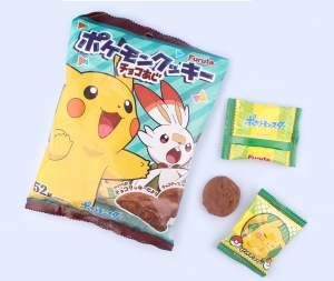 Pokemon Sun & Moon Cookie